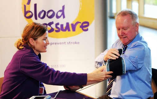 Rotary International Helps Conquer Stroke In Stockton