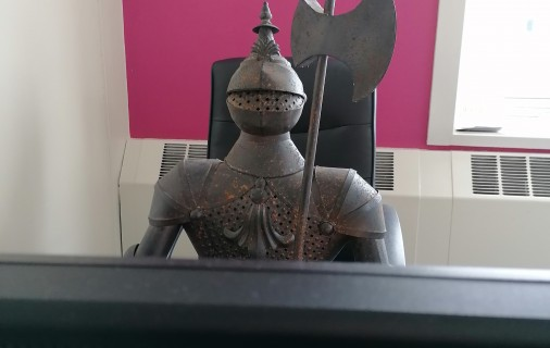 Name our Knight!