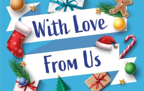 With Love From Us