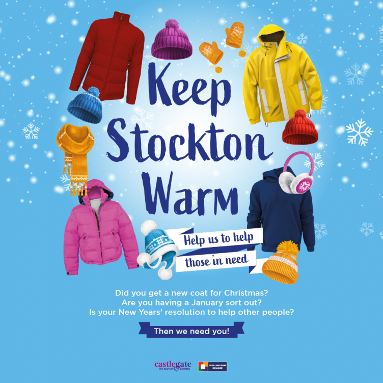 Keep Stockton Warm